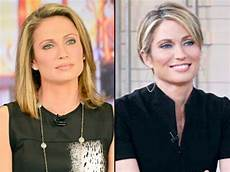 amy robach haircut amy robach cuts hair short to quot take control quot from breast cancer us weekly