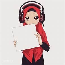Gambar Kartun Muslimah Lucu Koleksi Gambar Hd