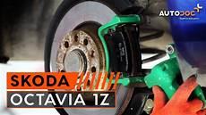 Hoe Een Achter Remblokken Vervangen Op Een Skoda Octavia