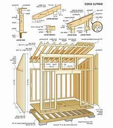 plan cabanon de jardin shed plans free backyard cabanon cabane y cabane jardin