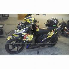 Striping Mio Sporty Keren by Cutting Sticker Motor Mio Sporty Keren Motorcyclepict Co