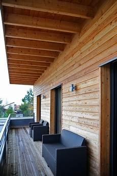 construction ossature bois maison individuelle rustic