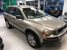 2004 volvo xc90 d5 se gold auto diesel 2 4 2f keepers