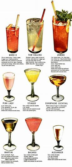 cocktails recipes how to make 30 classic cocktails drinks 1946 click