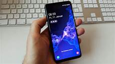 samsung galaxy s9 test one ui und android pie computer