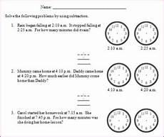 time duration worksheets grade 2 3517 telling time unit with five lessons digital analog and elapsed time editable