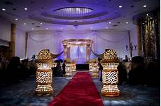 exclusive indian wedding stage decor johannesburg by a s k
