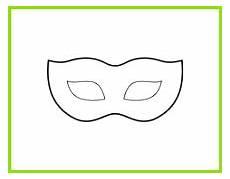 6 karneval masken vorlage meltemplates meltemplates