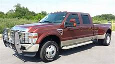 ford f 250 54344 sold 2008 ford f 350 king ranch crew cab 4x4 diesel copper metalic 118k call 855 507 8520