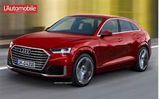 Futur Audi Q3 Rendez Vous En 2018 L Automobile Magazine