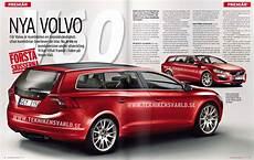 Future Volvo V60 Future Volvo V60 2010 Auto Titre