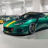 Evora GT4 Concept  Lotus Cars