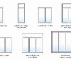 taille baie vitrée standard devis baie vitr 233 e aluminium taille standard porte fenetre