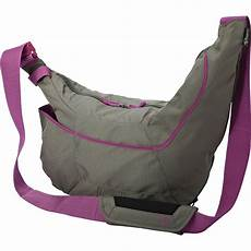 lowepro passport sling ii bag gray pink lp36523 b h photo