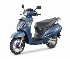honda activa new honda activa 125 launched with aho and bs 4 engine