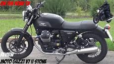 moto guzzi v7 ii review moto guzzi v7 ii modell 2016 vorstellung