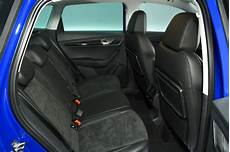 skoda karoq boot space size seats what car