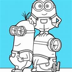 minions coloring page coloring pages hellokids