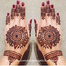 Gambar Henna Mahendi Tangan Balehenna