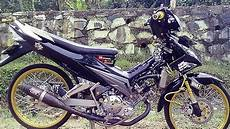 Modifikasi Yamaha Mx by Cah Gagah Modifikasi Motor Yamaha Jupiter Mx Drag