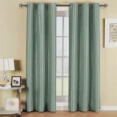 Teal Drapes Curtains by 1 Teal Blue Solid Panel Grommet Thermal Lined Blackout