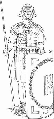 Malvorlagen Ritter Hund Roemischer Ritter Ausmalbild Malvorlage Schlachten