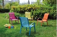 chaise de jardin enfant fauteuil de jardin enfant