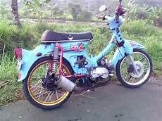 Modifikasi Honda Grand by Modifikasi Astrea Grand 1993 Diubah Ke Modif Honda C70