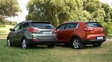 8 Facts Why Hyundai Tucson Ix35 Is Better Choice Than Kia