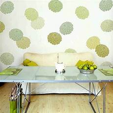 Favorite Flower Wall Stencil Small Floral