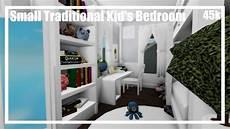 Bed Room Bloxburg Small Bedroom Ideas by Bloxburg Small Traditional Kid S Bedroom Speedbuild