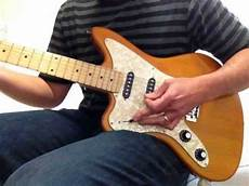 Stagg Lefty Left Jaguar Jazzmaster Strat Type Guitar