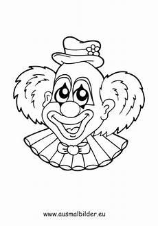 Clown Malvorlagen Ausdrucken Ausmalbilder Clown Ausmalbilder