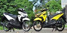 Modif Vario 150 Simple by Konsep Modifikasi Honda Vario 150 Ring 17 Sporty Dan Elegan