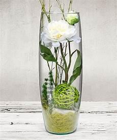 deko vasen weiß deko vase paeonie wei 223 40cm jetzt bestellen bei