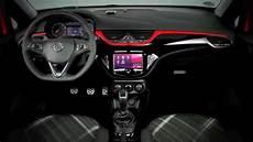 New 2015 Opel Corsa Interior