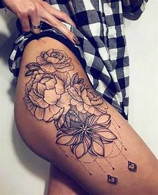 120 Fascinating Leg Tattoos For And