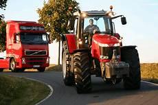 volvo trucks massy massey ferguson uses truck technology to cut emissions and