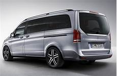 2015 Mercedes V Class Edition 1 Gets Detailed Photo