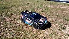 traxxas ford st rally 1st run stock out of box