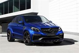 Mercedes Benz GLE Coupe C292 INFERNO Bodykit Tuning Blue
