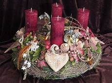 advent wreath noble modern nature of nature material