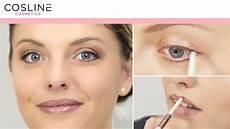 Dezentes Make Up - schmink tutorial dezentes make up f 252 r jeden tag