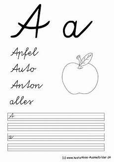 malvorlagen schule abc malvorlagen alphabet abc buchstaben ausmalen