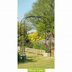 Pergola De Jardin D 233 Corative En M 233 Tal Arche Large