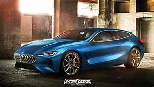 BMW 8 Series Shooting Brake Rendering Is Way Better Than