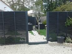 Panneau Composite Cloture Panneaux Bois