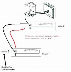 wire electric heater thermostat diagram wiring diagram for 220 volt baseboard heater bookingritzcarlton info