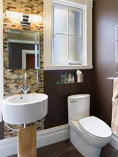ideas for bathrooms small bathrooms big design hgtv