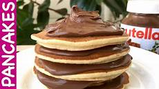 How To Make Delicious American Pancakes With Nutella Step